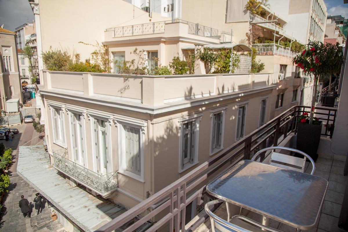 plaka athens hotel - Kimon Hotel